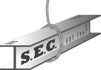 Steel Erection Corp Logo