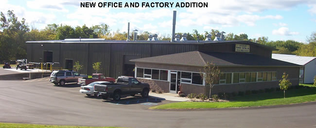 Projects - Steel Erection Corp - portfolio factory2